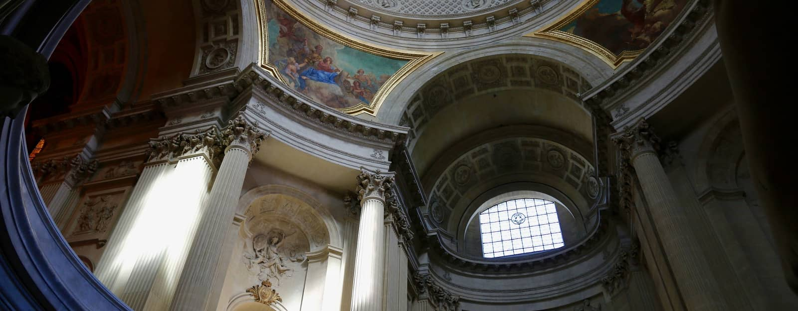 Pantheon Paris Beautiful Inside Image