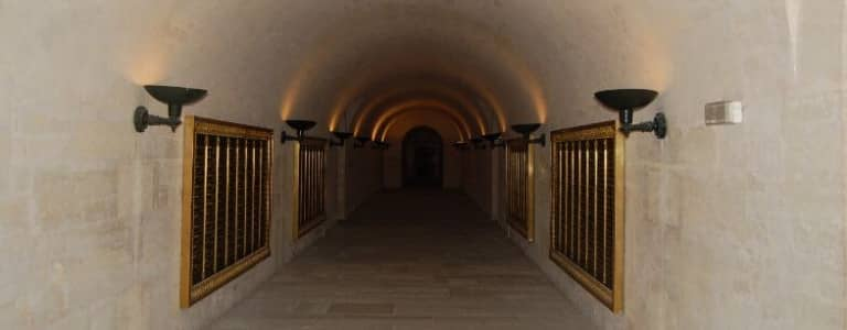 Pantheon Paris inside crypt image